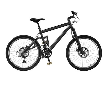 spoke: Bicycle Isolated