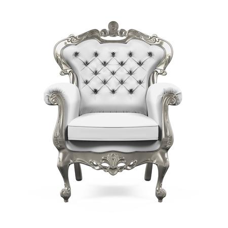 cadeira: Rei cadeira do trono Banco de Imagens