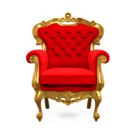 armchair: King Throne Chair