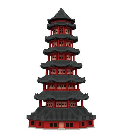 pagoda: Pagoda Tower