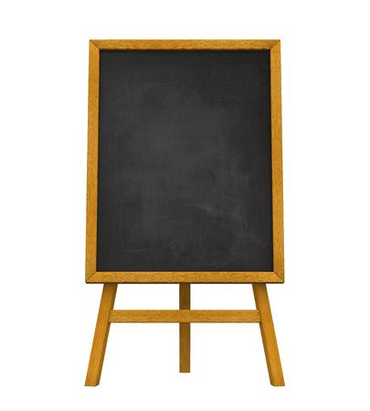 proclaim: Stand Chalkboard Stock Photo