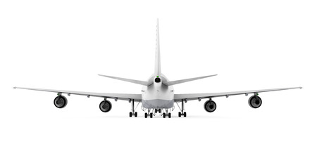 airplane: Commercial Airplane