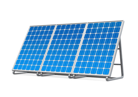 powers: Solar Panel Isolated