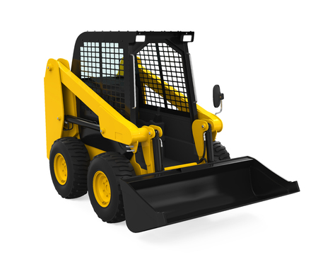 earth mover: Skid-steer Loader