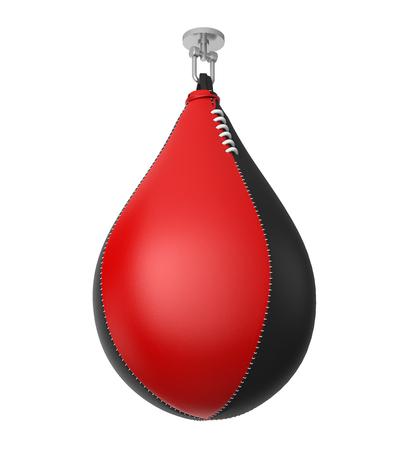 Boxing Speed Ball Stock Photo