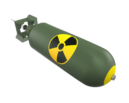 atomic bomb: Atomic Bomb Stock Photo