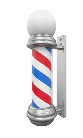 pole: Classic Barber Shop Pole