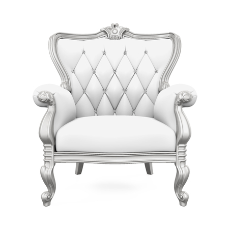 Throne Chair Isolated Stock Photo - 71072708