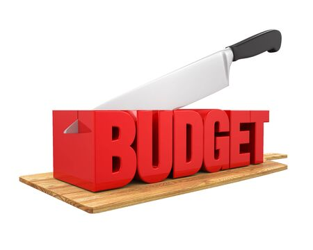 budget: Budget Cuts Concept