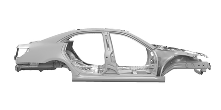 Unibody Car Chassis