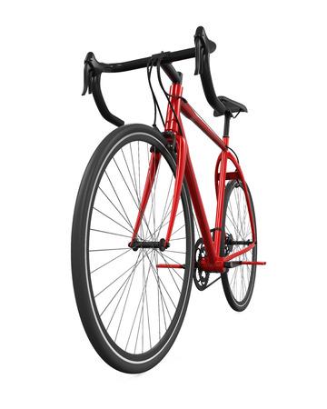 speed: Speed Racing Bicycle Stock Photo