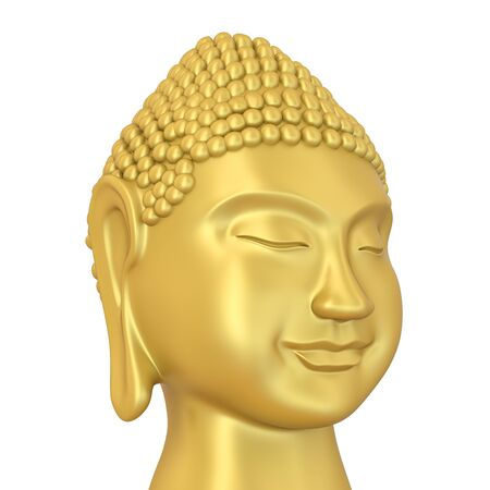 buddha statue: Buddha Head Statue