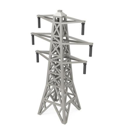 Wieża Przełączania Energii Izolowane