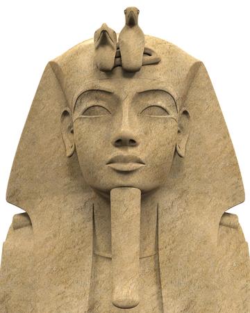 Stenen Farao Tutankhamen