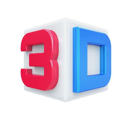 hdtv: 3D Cinema Logo