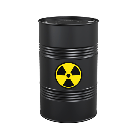 barrel bomb: Radioactive Barrel Isolated