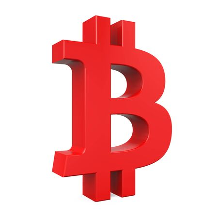 Bitcoin Symbol Isolated