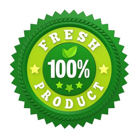 100% 新鮮な製品バッジ ラベル分離