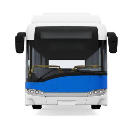 schoolbus: City Bus Isolated