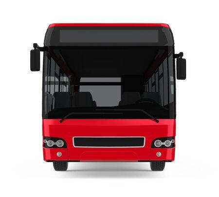 City Bus Isolated Banco de Imagens - 88501223