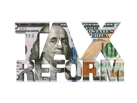 세금 개혁 달러 절연