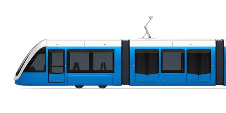 Tram-Train Isolated Imagens - 91111751