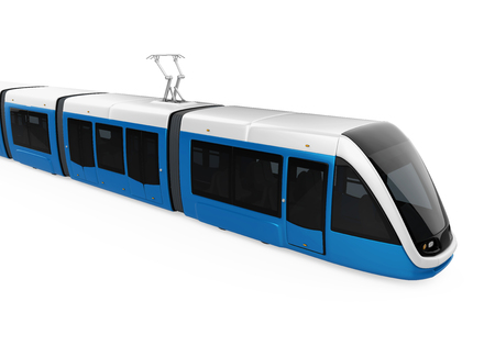 Tram-Train Isolated