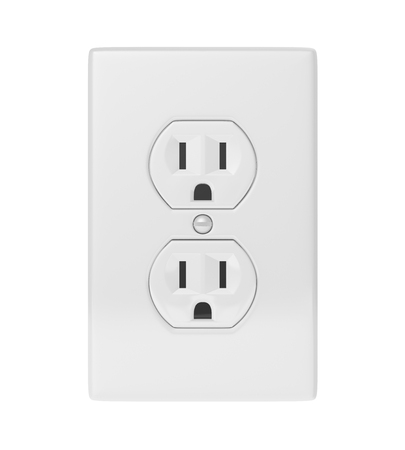 Electric Socket Isolated