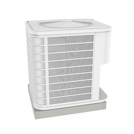 Warmtepomp Geïsoleerd