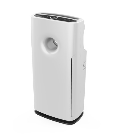 Air Purifier Isolated