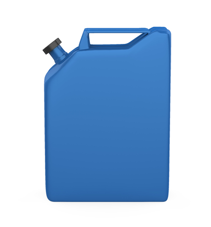 Jerry Can Isolated