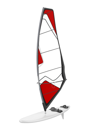 839 Windsurfer Stock Vector Illustration And Royalty Free