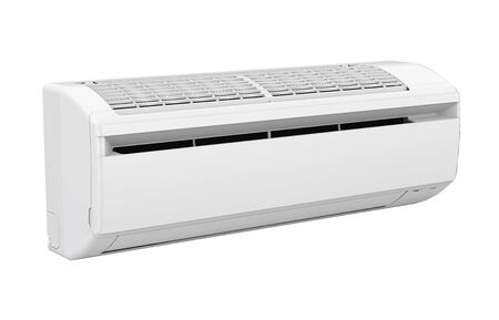 Air Conditioner Isolated
