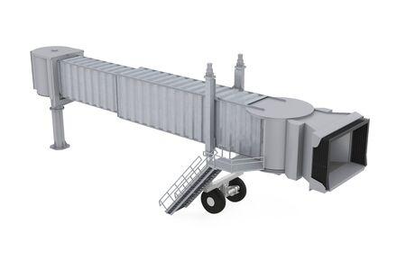 Jet Bridge Isolated