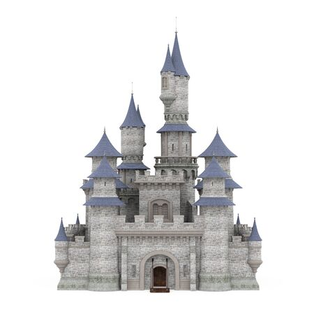 Castle Isolated