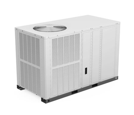 Heat Pump Isolated