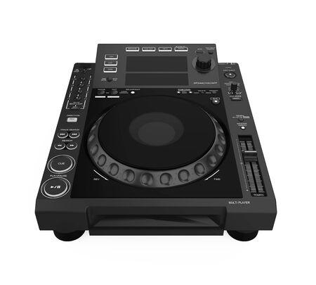 DJ Music Mixer Isolated