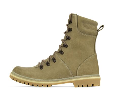 Boot Shoes Isolated