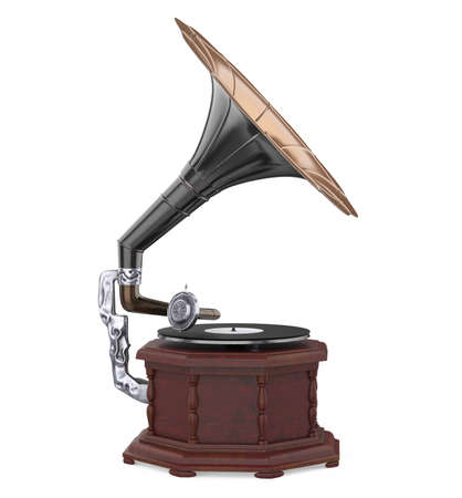 Phonograph Isolated