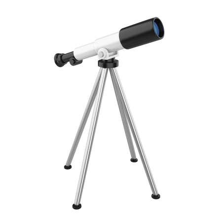 Astronomical Telescope Isolated