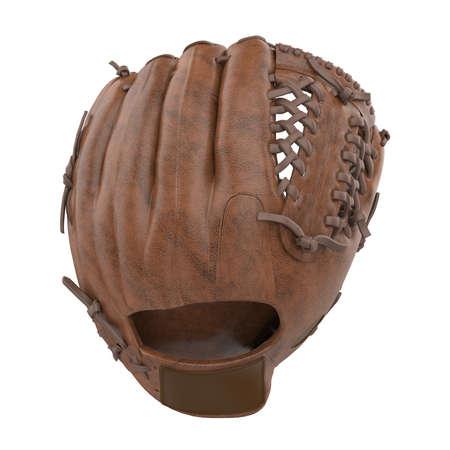Baseball Glove Isolated