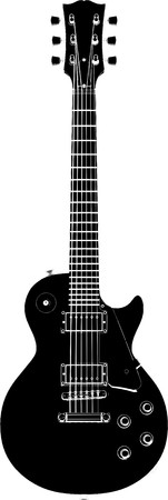 guitarra: Guitarra el�ctrica