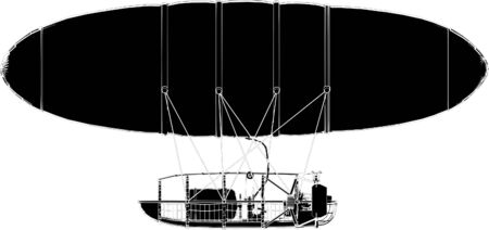 Zeppelin Vector 矢量图像