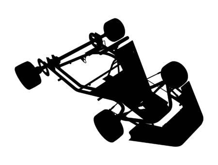 carting: Amontonar vector de Car