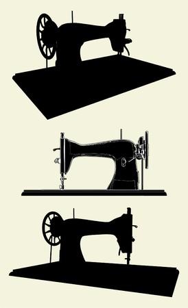 machine a coudre: Machine � coudre de Singer