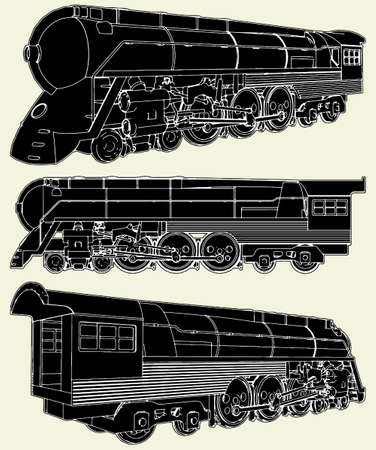 loco: Antique Locomotive