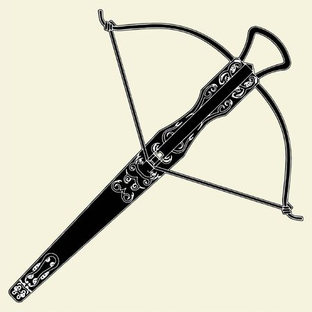crossbow: Antique Crossbow