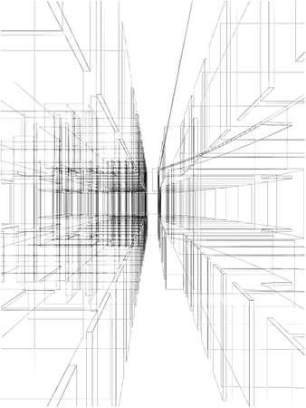 Abstract Bau der Linie