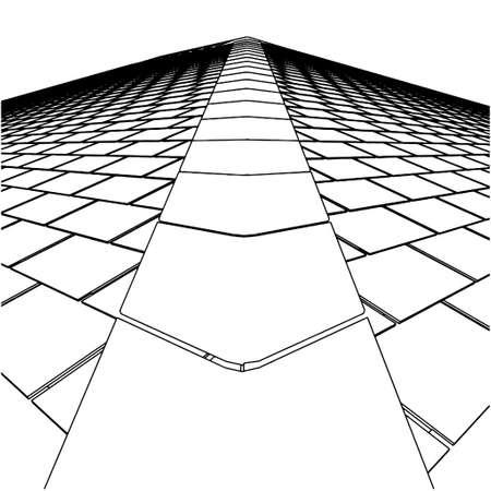 tile roof: Tegole