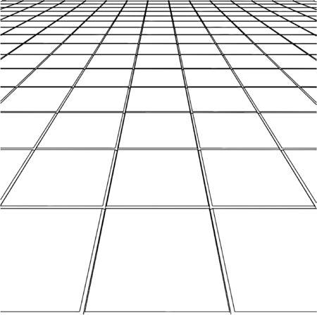Tile Floor Stock Vector - 9632264